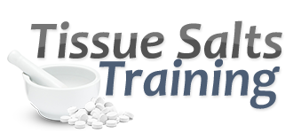 Tissue Salts Training Courses  How to use Tissue Salts to correct Mineral deficiences and to improve health and wellbeing